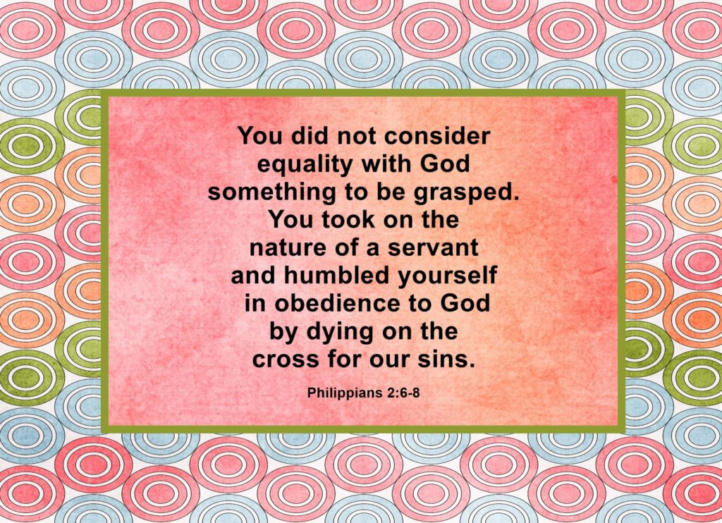Equality with God