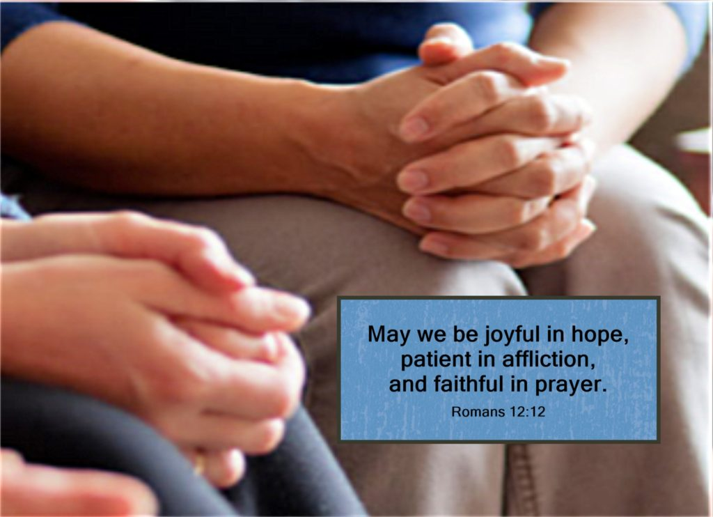 Faithful in Prayer