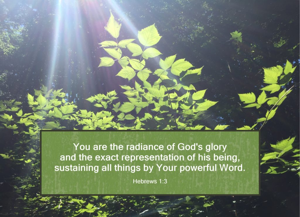 Raidiance of God's Glory